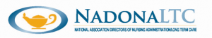 Logo for National Association of Directors of Nursing Administration in Long Term Care