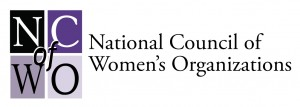 Logo for National Council of Women's Organizations