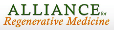 Logo for Alliance for Regenerative Medicine