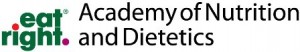 Logo for Academy of Nutrition and Dietetics